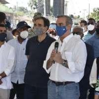 Abinader anuncia primera etapa proyecto Santo Domingo Savio será entregada en agosto