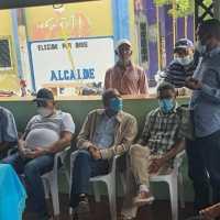 EN PEÑÓN: Brendy organiza encuentro; busca solución al desempleo de compañeros