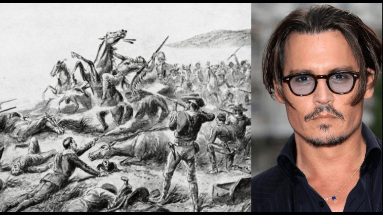 Johnny Depp vuole acquistare il sito del massacro di Wounded Knee e donarlo ai Nativi Americani