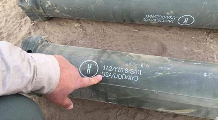 Iraqi Army Discovers US-Made Missiles in ISIS's Military Base in Mosul