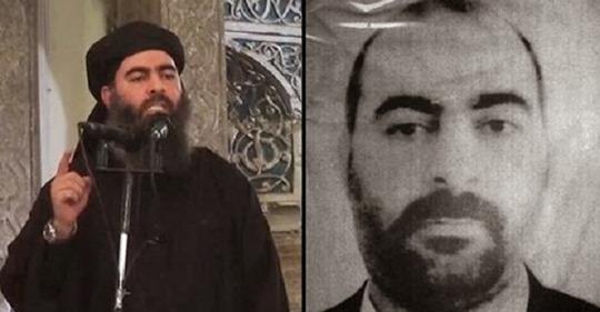"""IL LEADER DELL'ISIS """"AL-BAGHDADI"""" È """"AGENTE DEL MOSSAD EBRAICO"""" DI NOME SIMON ELLIOT"""