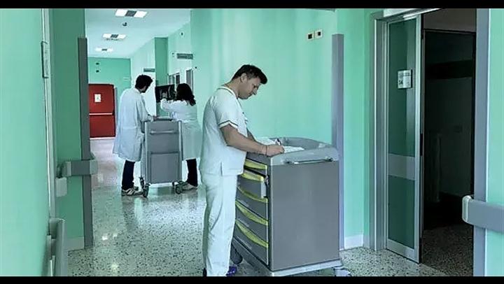 Coronavirus: nelle corsie l'emergenza è totalmente regredita