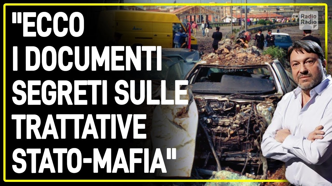 """""""Una società ha finanziato le stragi"""" Scoperti clamorosi retroscena su Capaci e Bologna"""