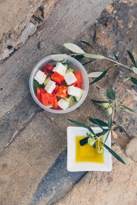 LavFODMAP på reise: Hellas