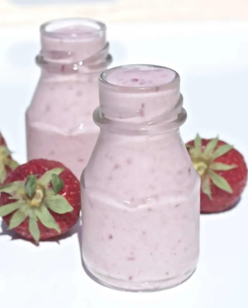 LavFODMAP smoothie med frukt og bær