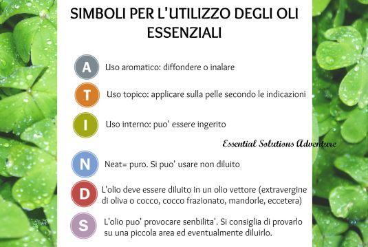 simboli per l'uso + logo