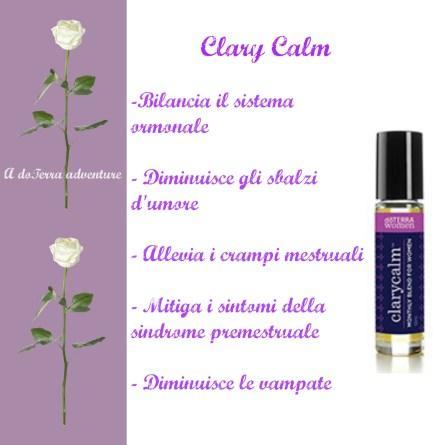 Clary Calm