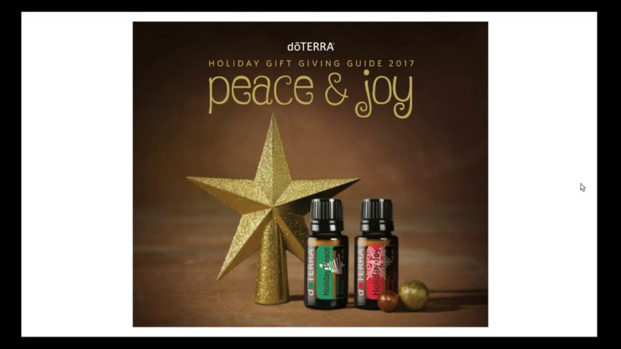 Holiday Joy and Peace