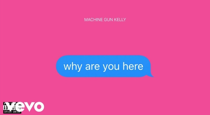 Machine Gun Kelly Asks 'why are you here' – Lyrics Meaning