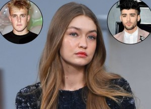 Gigi Hadid Calls Out YouTuber Jake Paul & Defends Her Boyfriend Zayn Malik