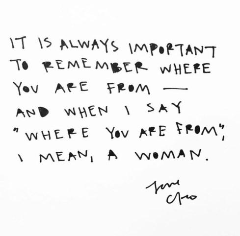 CW - Woman