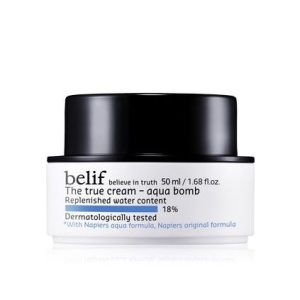 BELIF The True Cream Aqua Bomb- Best moisturizers for oily skin