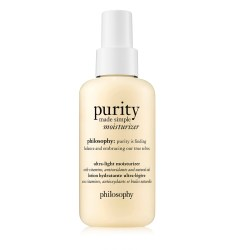 Philosophy Purity Made Simple Ultra-Light Moisturizer- Best moisturizers for oily skin
