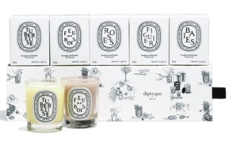 Diptyque Scented Candle Set Nordstrom Anniversary