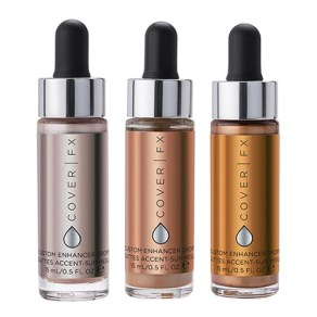 summer glow skin- cover fx custom enhancer drops