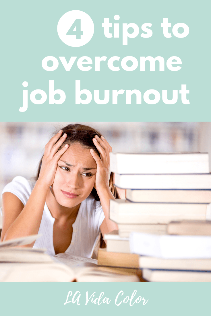 Job burnout is a real problem and takes a huge emotional and physical toll. Overcoming burnout isn't easy, but these tips will get you on the road to recovery. Get started on improving your life! #burnout #selfcare