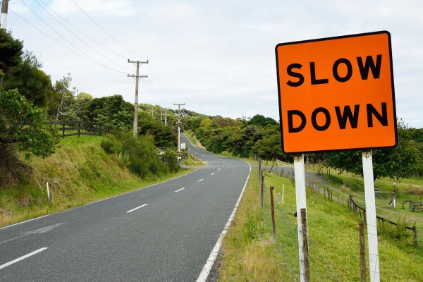 Slow down- Overcoming Job Burnout
