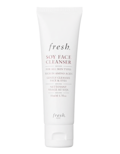 fresh soy cleanser has a low ph