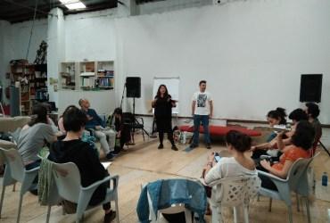 Evaluando nuestros proyectos con gafas nuevas. Sesión II con Marta Pascual