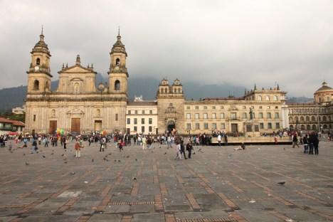 Plaza-de-Bolivar-Bogota