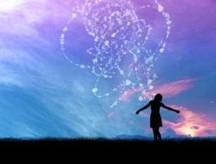 En perfecta armonía con todo el mundo. De acuerdo a la voluntad divina. Con la Gracia y de manera adecuada. Así expreso mi deseo.