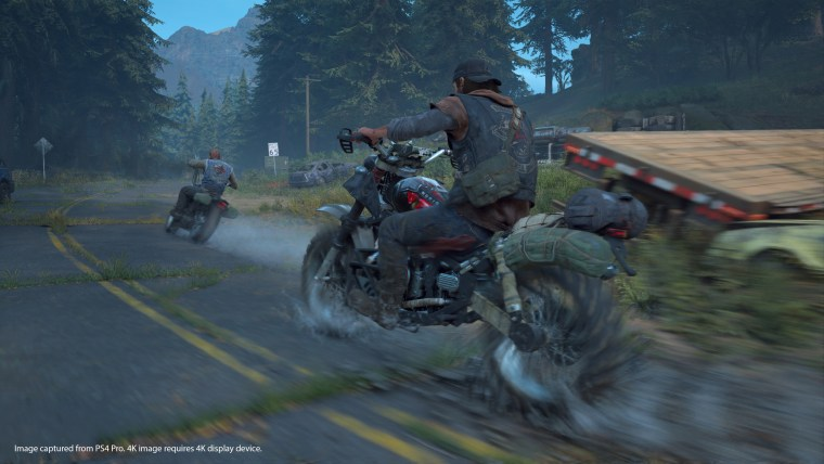 Days-Gone-Screen-3- la vida es un videojuego