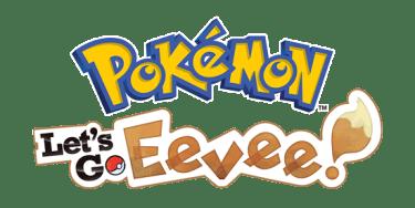 Pokemon-Lets-Go-Eevee-logo-la vida es un videojuego