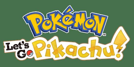 Pokemon-Lets-Go-Pikachu-logo-la vida es un videojuego