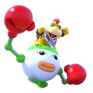 Artwork_Bowser_Jr_Star_Rush_lavidaesunvideojuego