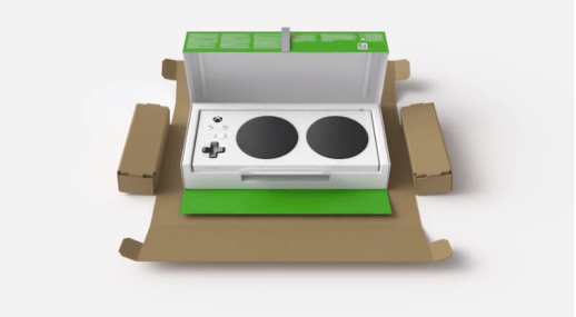 Xbox Adaptive Controller_empaque_lavidaesunvideojuego