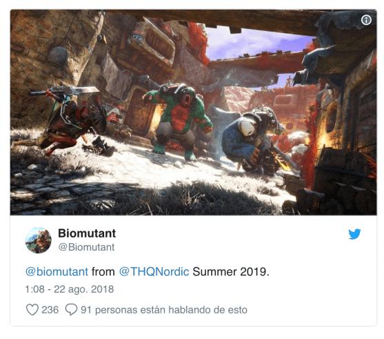 Biomutant_retraso_lavidaesunvideojuegogamescom2018_2