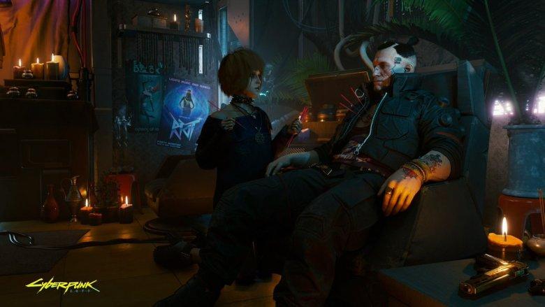 Cyberpunk 2077_gamescom2018_lavidaesunvideojuego_3