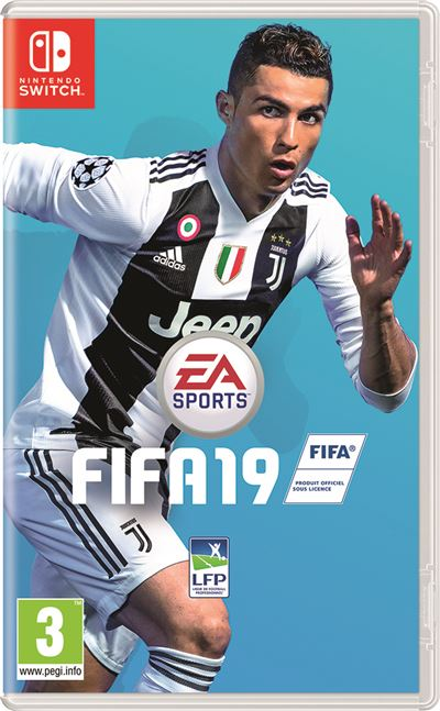 fifa19_CR7_Juventus_portada_lavidaesunvideojuego_2