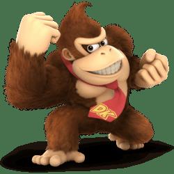 Super Smash Bros. Ultimate_personajes_donkeykong_lavidaesunvideojuego_1