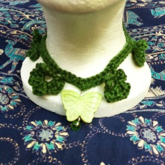 Lucky Clovers Necklace