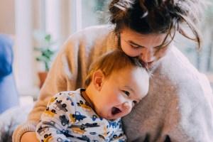 Mamá con Bebé