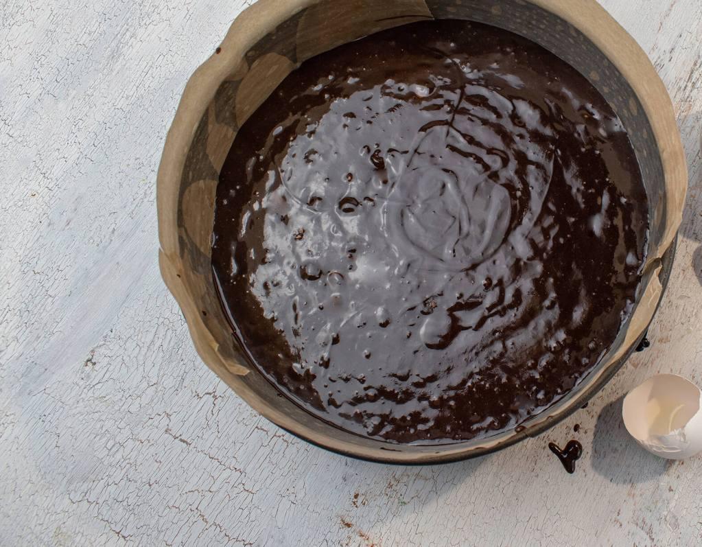 Brownie masa