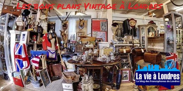 magasin vintage londres