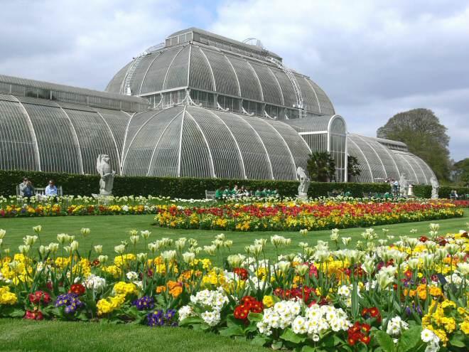 Une journée balade à Kew Gardens