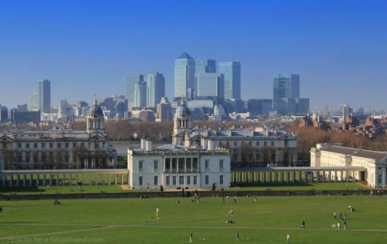 Balade a Greenwich