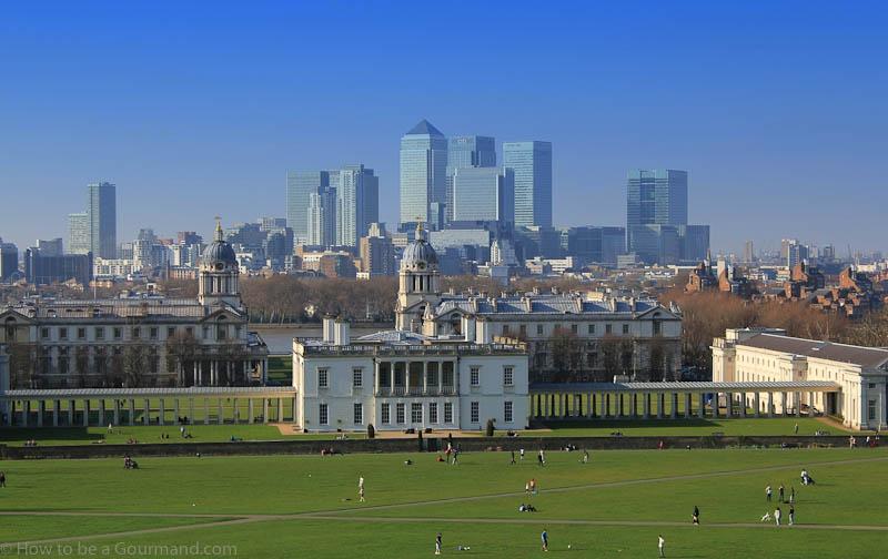 Visiter Londres : Greenwich