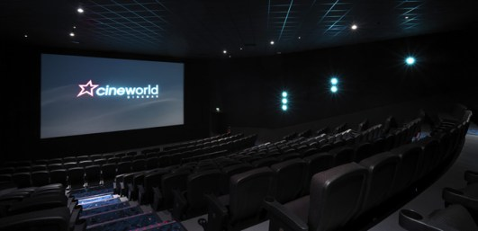 cineworld à londres