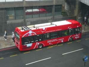 petit bus londres