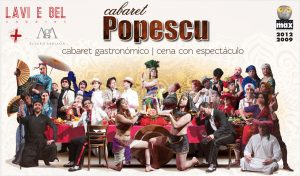 Cabaret Popescu Laviebel