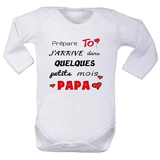 Body annonce grossesse futur papa