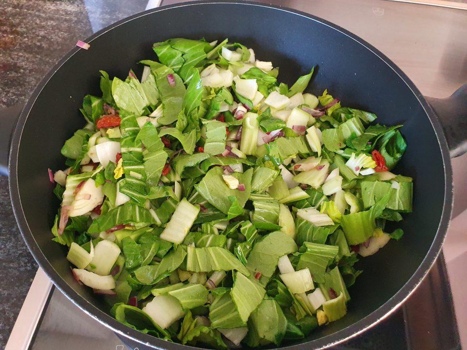 Légumes printaniers