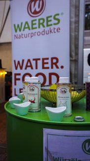 Garlic Infused Oil at the Düsseldorf Gourmet Festival