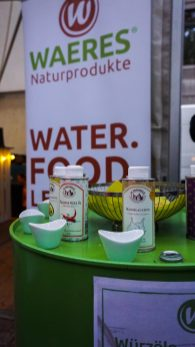 Garlic Infused Oil at the Düsseldorf Gourmet Festival