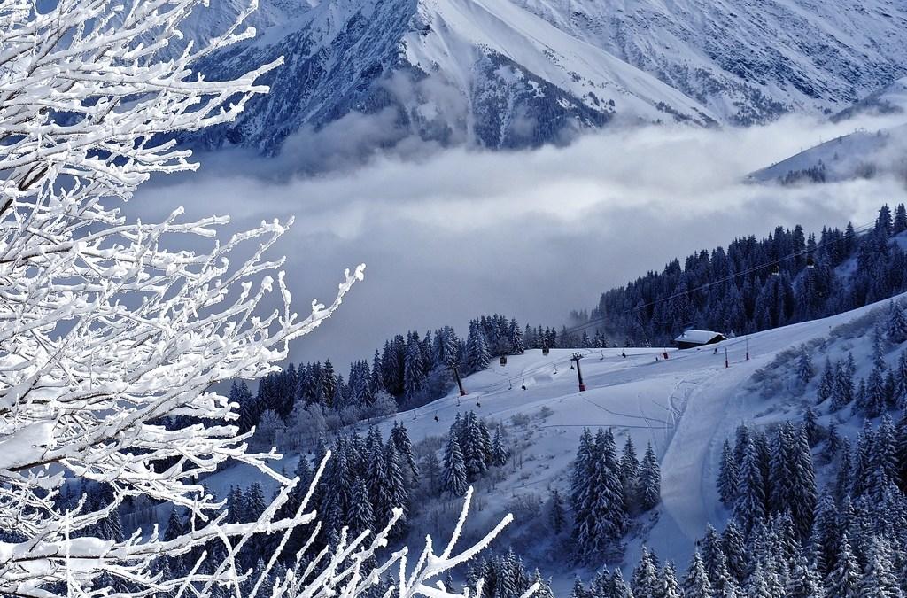 Megève en hiver, un séjour envoûtant