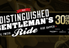 [Événement] The Distinguished Gentleman's Ride Normandy